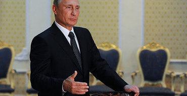 Путин: Огрызаться и вводить санкции себе во вред мы не будем