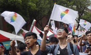 Впервые в Азии: Тайвань признал однополые браки