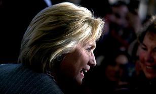 Клинтон: результаты все ниже
