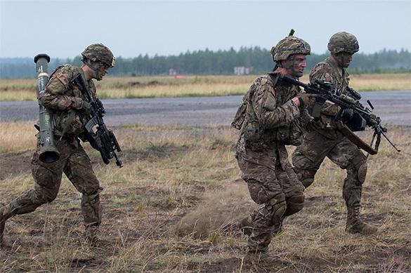 Литовской полиции пришлось усмирять пьяных солдат НАТО электрошокерами