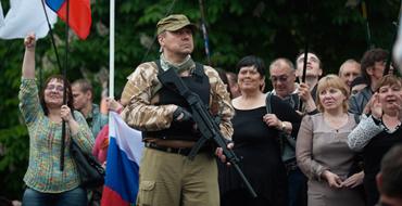 Сергей Барышников: Донецк ждет неадекватных действий от Киева