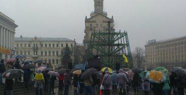 Эксперт: Никакого нового Майдана нет!
