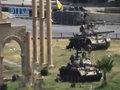Сирийские повстанцы построили танк из подручных материалов