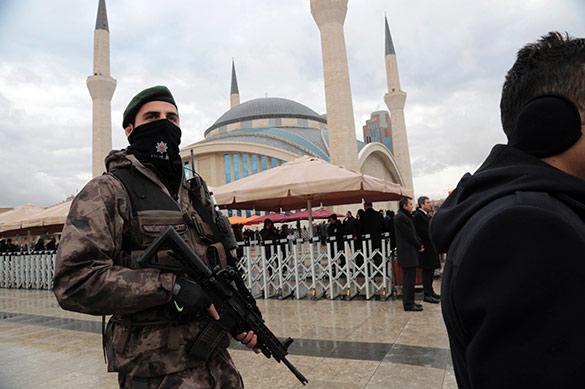 После теракта в Турции задержали больше 500 человек