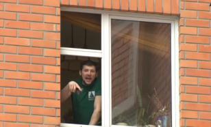 Безумный москвич захватил семью в заложники и рвется в КНДР. ВИДЕО