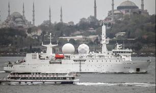 Версия: Ту-154 лишила связи радиоэлектронная атака