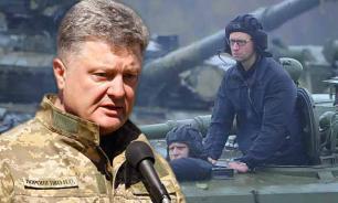 """Яценюк назвал Порошенко """"танком"""", напомнив о противотанковых ракетах"""