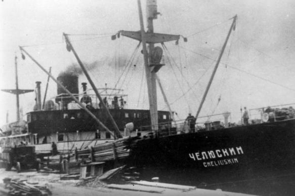 """Как погибал советский """"Титаник"""""""
