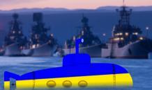 Украинский капитан поклялся уничтожить Черноморский флот несуществующими подлодками