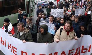 В Белоруссии замаячил призрак Майдана