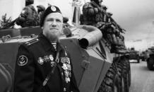 В Донецке проходит церемония прощания с комбатом Моторолой