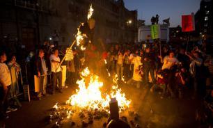 Мексика на грани революции