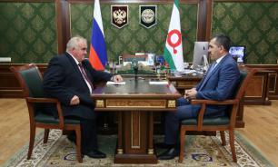 Ингушетия радушно принимает руководство Костромской области