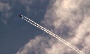 Пентагон заявил о перехвате истребителем ВКС самолета коалиции