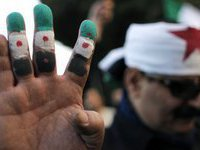 Сирийские повстанцы - партизаны, террористы?