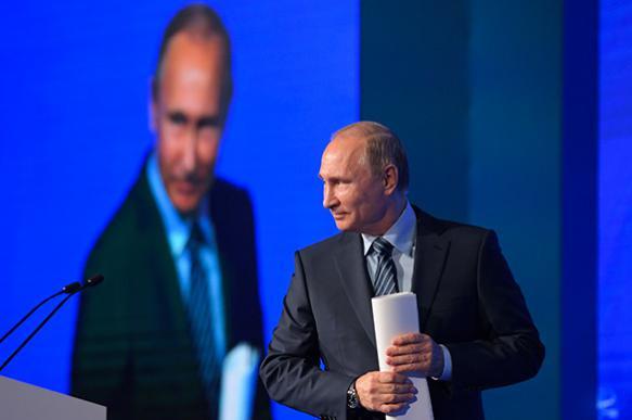 Путин: Примаков предупреждал о катастрофе на Ближнем Востоке