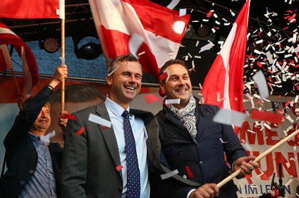 Эффект Трампа распространится на Австрию?