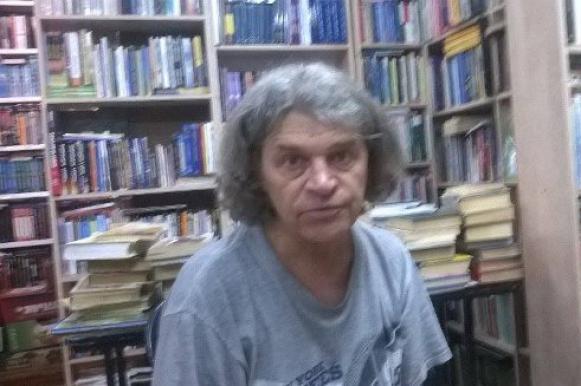 Владимир Тарасов: Литература сегодня на задворках культуры