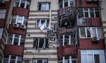 В Донецке обстрелян Киевский район: есть пострадавшие