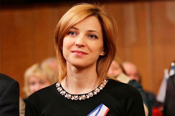 Поклонская уходит с должности прокурора Крыма