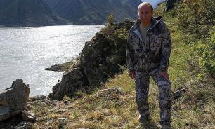 Зачем Путин ушел в тайгу