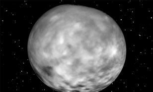 NASA опубликовало удивительный снимок светящейся Цереры
