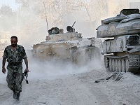 Сирия: Четыре сценария возможной войны
