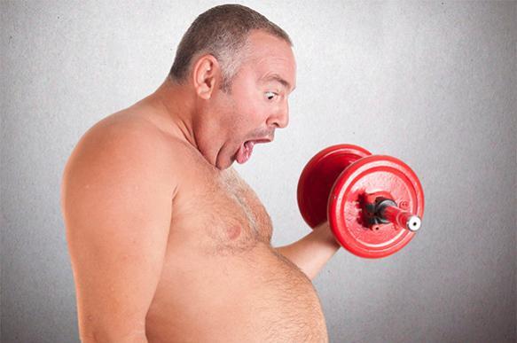 Физкультура снижает активность гена ожирения