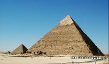 Откуда в Казахстане египетская пирамида