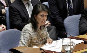 Постпред США обрушилась на Россию с критикой на заседании СБ ООН
