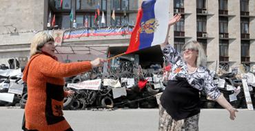 Андрей Климов: Цель Запада - провоцировать Россию на силовую акцию на Украине