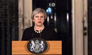 Тереза Мэй на facebook-аккаунте – о теракте в Лондоне