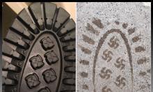 Американская обувная компания выпустила ботинки со следами свастики