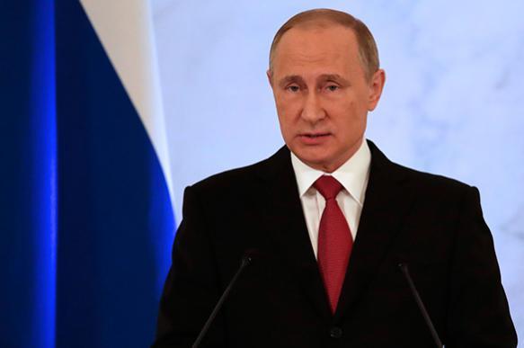 """""""Основное внимание - России"""": Реакция на Послание президента"""
