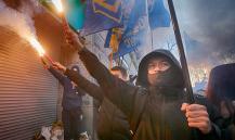 Политическая шизофрения Украины крепчает