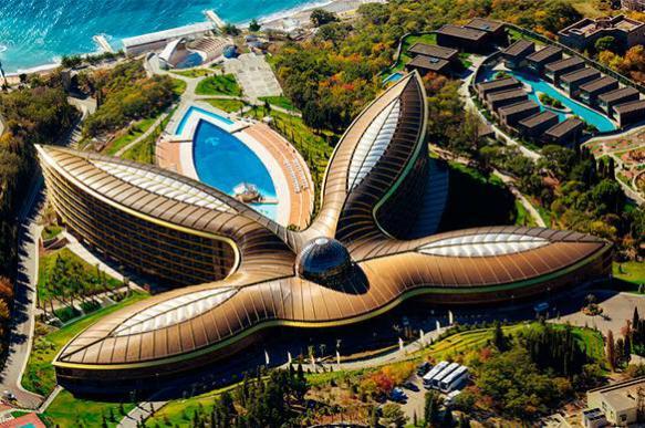 Крымские отели Mriya Resort & Spa покорили Европу