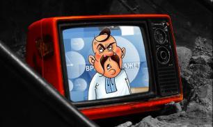 Украинцы на российском ТВ: кому нужны эти скандалы