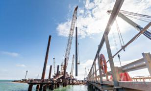Минтранс: Ничто не помешает сдать Керченский мост в срок