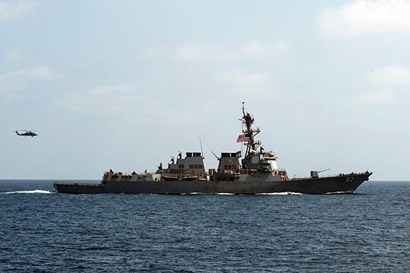 Маневры американского военного корабля в Южно-Китайском море рассердили Пекин