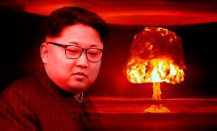 """Ким Чен Ына официально назвали """"Великим ядерным вождем"""""""