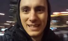 """Украинец впервые оказался в Москве: """"Нам врут: здесь так круто!"""". ВИДЕО"""