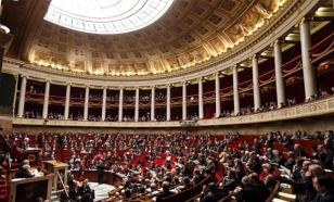 Французский парламент силой заставили принять закон о реформе труда