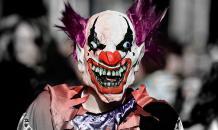 Флешмоб злобных клоунов докатился до России
