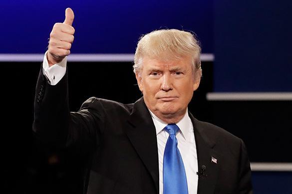 Трамп о теледебатах: Я отлично выступил, а CNN не смотрю