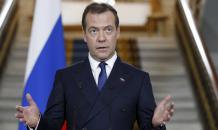 Медведев обещает к 2020 году обеспечить среднемировой темп роста экономики России