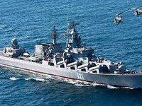 Корабли Тихоокеанского флота начали отрабатывать оборону морских коммуникаций