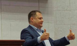 Мэр Днепропетровска: отопление не включу и сопли утирать вам не буду