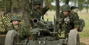 Валерий Шнякин: В настоящее время служить в армии - это гордость в самосознании молодого человека