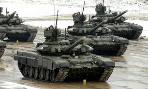 Focus: Россия доехала до вершин рейтинга военной мощи на танках