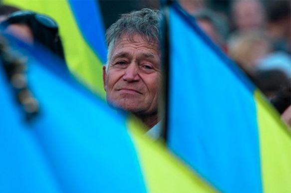 Украинцы высказались против разрыва отношений с Россией - опрос